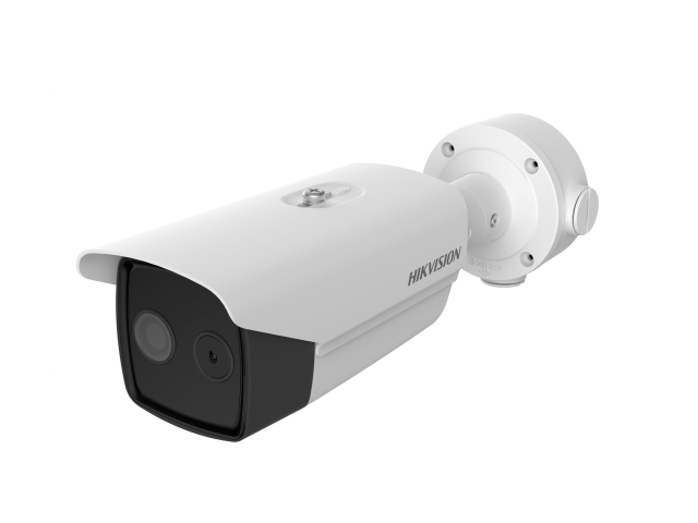 Тепловизионная видеокамера Hikvision DS-2TD2617-6/V1