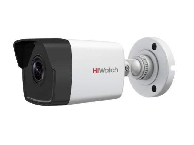 Цилиндрическая IP-видеокамера HiWatch DS-I250M