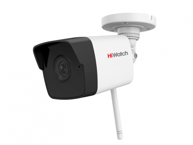 Цилиндрическая IP-видеокамера HiWatch DS-I250W(B)