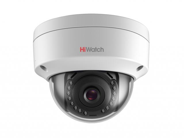 Купольная камера Hiwatch DS-I402(B)