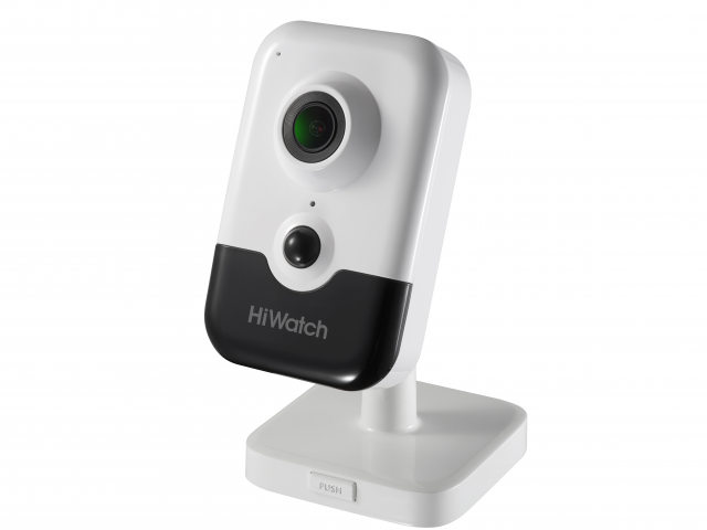Компактная камера Hiwatch DS-I214(B)