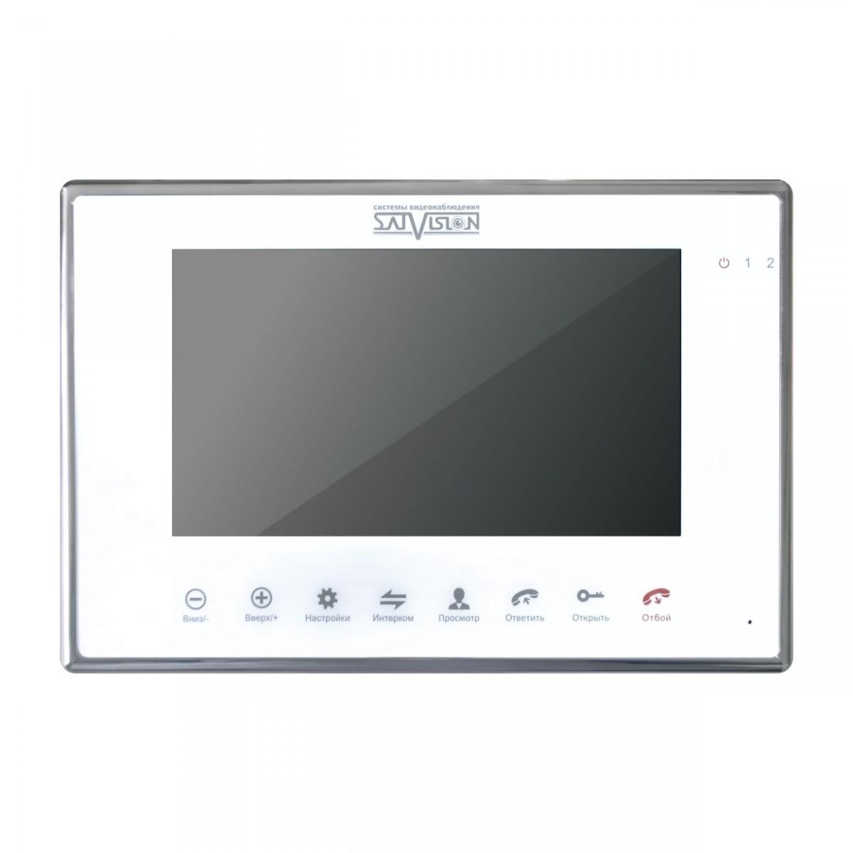 Видеодомофон Satvision SVM-717 AMD
