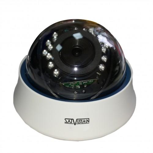 Купольная внутренняя камера Satvision SVC-D695V v2.0 5Мп 2.7-13.5мм OSD/UTC