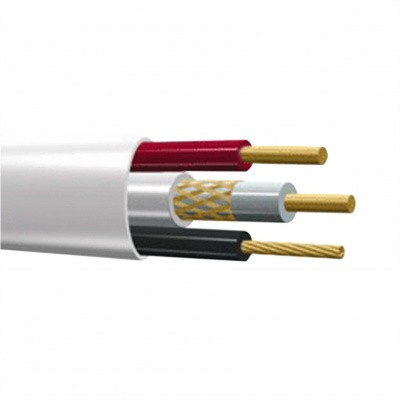 Кабель КВК-В 2х0.5мм (12V) кабель Plexus