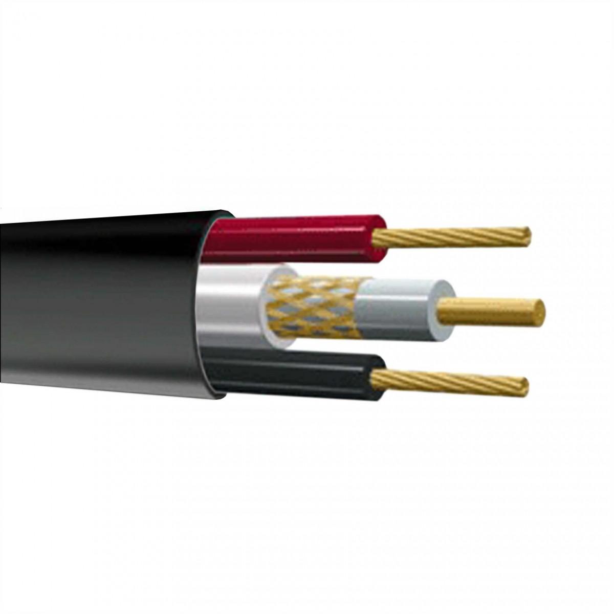 Кабель КВК-П 2х0.75мм (12V) Plexus