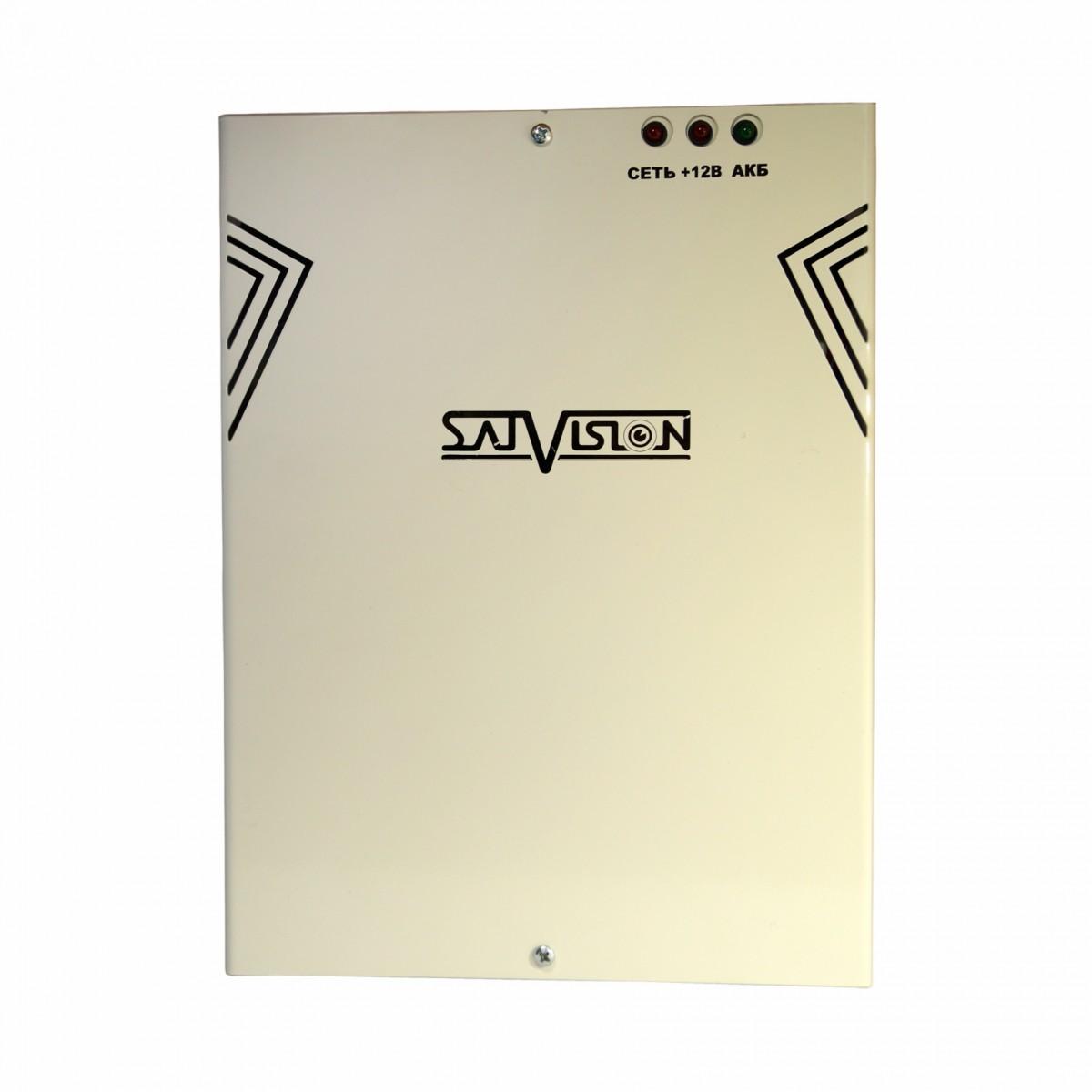 Блок бесперебойного питания Satvision SAT ББП-80РМ-7/2