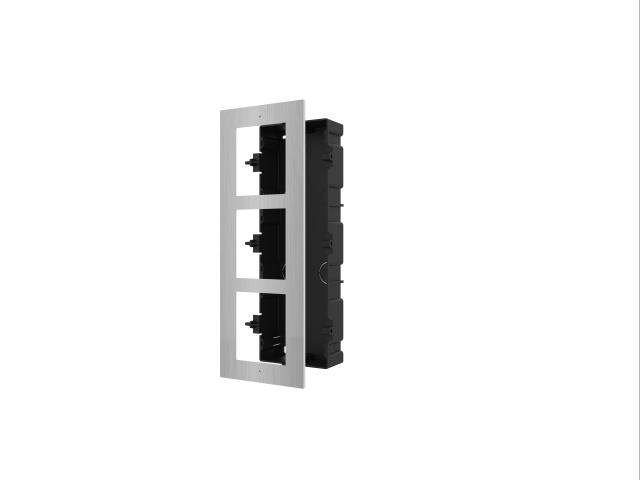 Монтажная рамка Hikvision DS-KD-ACF3/S