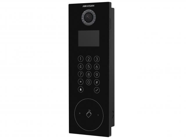 IP вызывная панель Hikvision DS-KD8103-E6