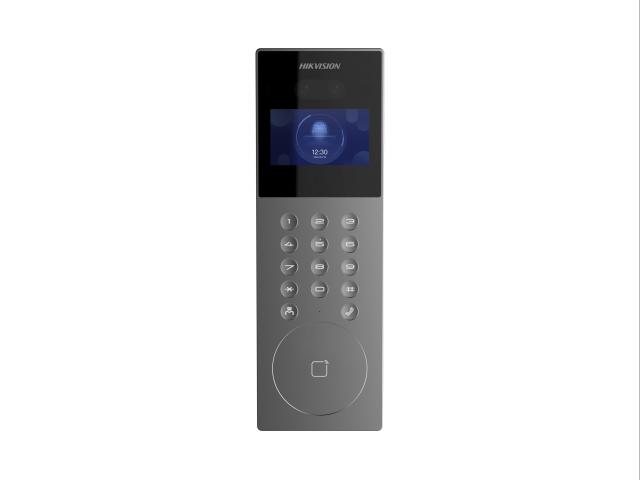 IP вызывная панель Hikvision DS-KD9203-E6
