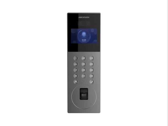 IP вызывная панель Hikvision DS-KD9203-FE6