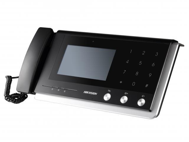 Пульт консьержа Hikvision DS-KM8301
