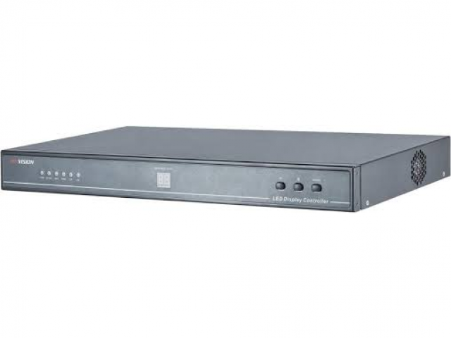 Контроллер полноцветных LED-дисплеев Hikvision DS-D42C04-H