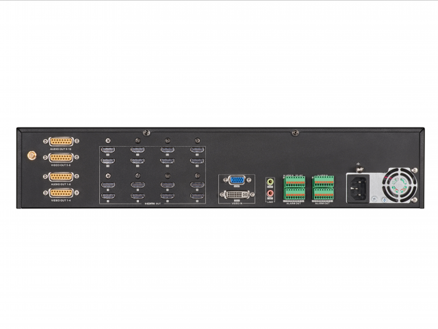 Сетевой декодер Hikvision DS-6916UDI
