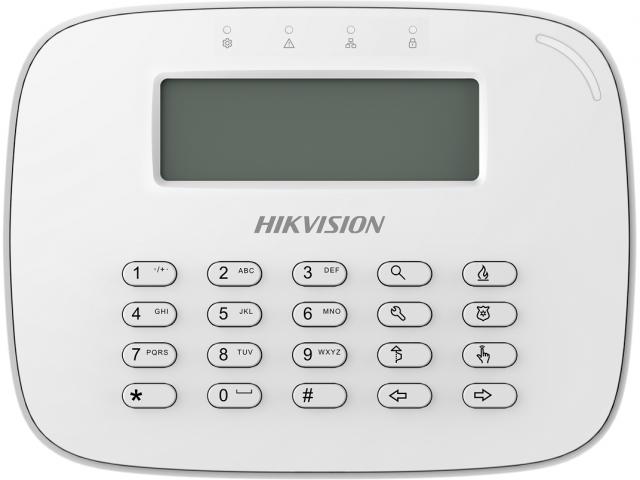 Проводная клавиатура Hikvision DS-PK-LRT