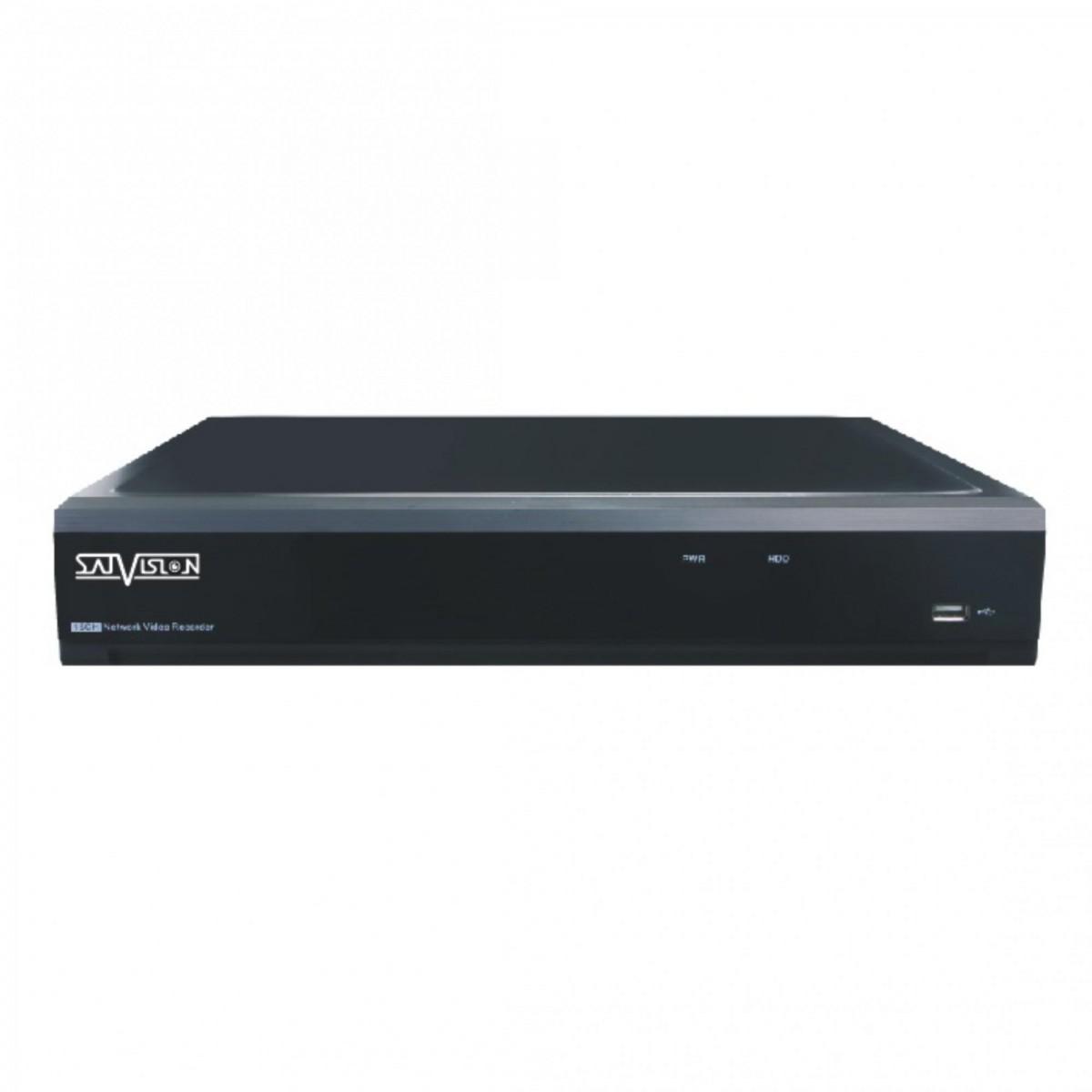 Цифровой видеорегистратор Satvision SVR-4115P гибридный