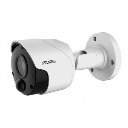 Уличная видеокамера Satvision SVC-S172 PIR 2 МП 3.6 мм